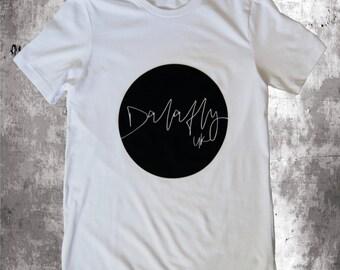 DALAFLY UK TEE - White