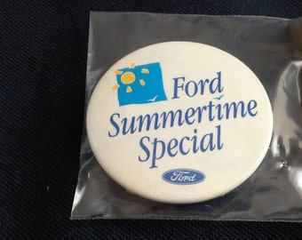 Ford badge Ford Summertime Special