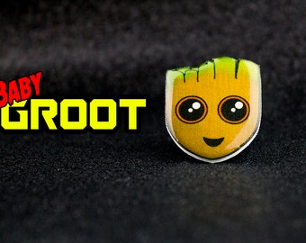 BABY GROOT inspired Pin