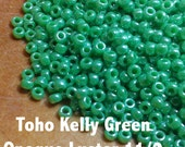 Seed beads - Opaque Luste...