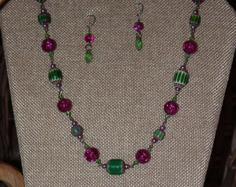 Violet Green Tribal Statement