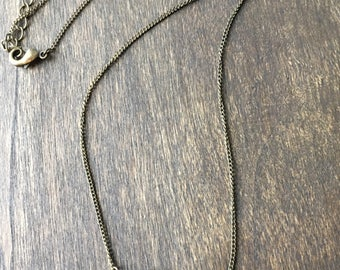 Blue Kyanite Tribal Necklace, Bohemian Gemstone Necklace, Bohemian Beaded Necklace, Kyanite Bar Necklace, Beaded Bar Necklace