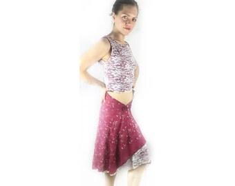 Skirt, peasant skirt, dancewear