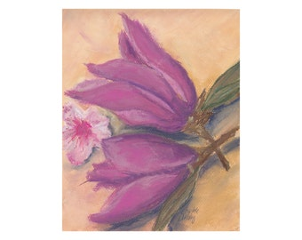 Signs of Spring  - original artwork