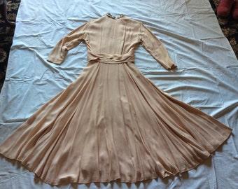 1940 Helen Kelley Dress
