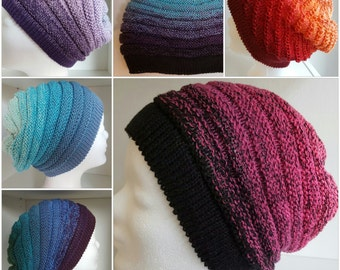 Caps Beebles lace yarn knit crochet yarns hand work