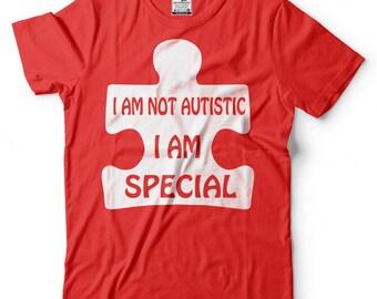 Autism T-Shirt Autism Awareness Tee Shirt