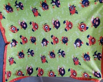 Fleece Lap Blanket
