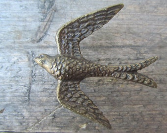 Swallow Bird  Draw Knob Drawer Handle