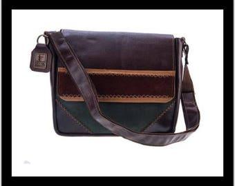 Leather shoulder bag - Leather bag for men, Leather Bag, Leather Bags women, leather handbag, womens leather bag