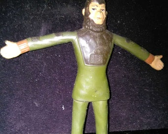Vintage Planet Of The Apes APJAC Rubber Cornelius  ****11960's-1970's*****   Rare