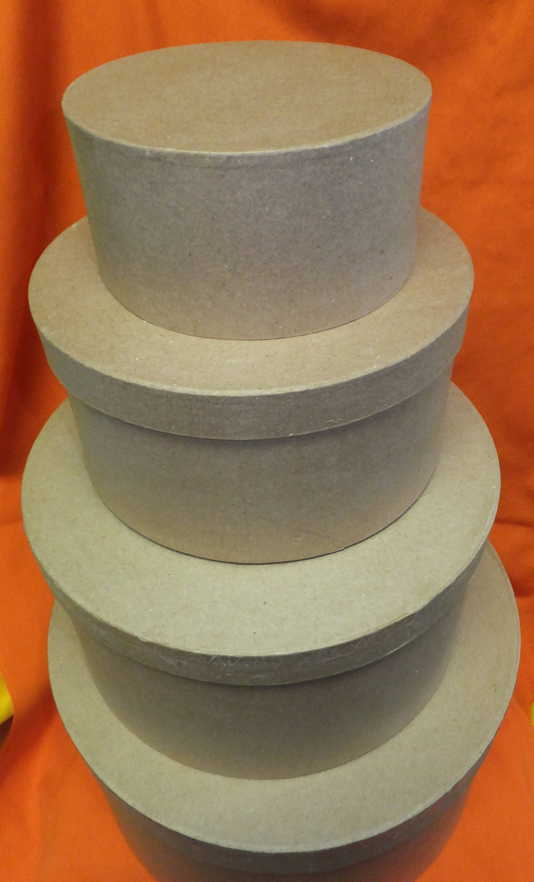 Craft hat boxes -  13 80 Shipping