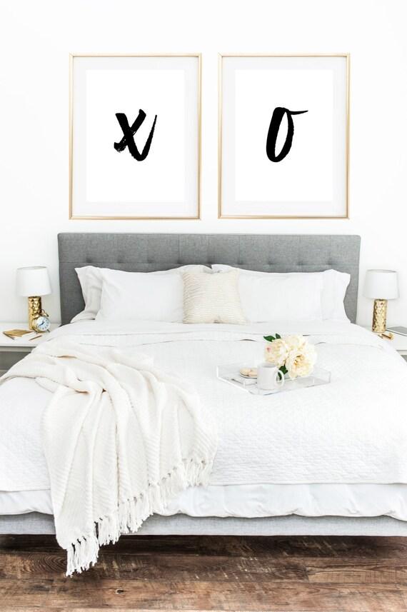 Xoxo Wall Decor Xoxo Wall Art Girly Wall Decor Bedroom Wall