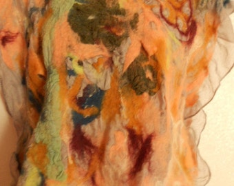 Handmade spring tunic