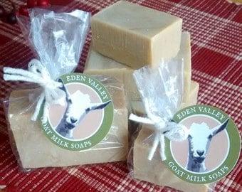All Natural Tea Tree Goat Milk Soap 4 oz.