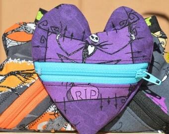 Jack Skellington Mini Love-Zippy (sold individually) ON SALE/reg. price 10 dollars)