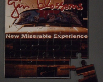 Gin Blossoms CD Cover Magnetic Puzzle