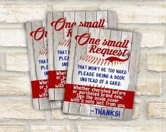 Thank you tags labels for baseball themed birthday party