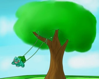 Bulbasaur Swing