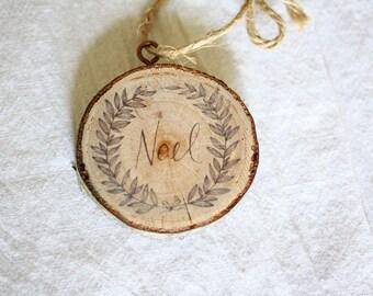 Wood Ornaments, Log Ornaments, Christmas Ornaments, Handmade Ornament, Christmas Gift, Rustic Ornaments, Christmas Decor