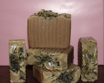 LAVENDER, ROSEMARY, RUE soap