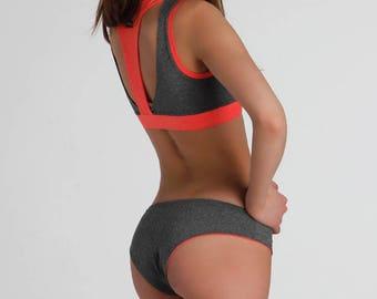 Women's Shorts - Ultra Mini / Various colors / Hot Yoga / Pole Dance / Twerk / Fitness / Dance / Booty / Sportswear / Activewear / Outfit