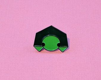 Little Turtle Soft Enamel Pin