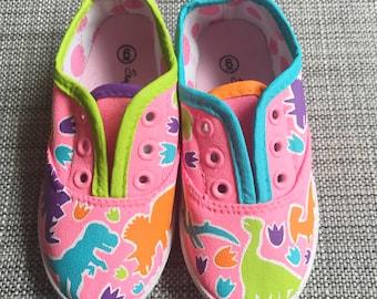 Kids Dinosaur Shoes