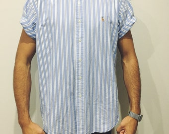 Vintage Ralph Lauren Polo Short Sleeve Shirt