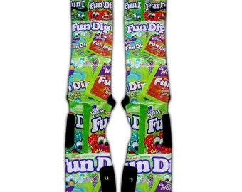 Fun Dip Nike Elite Socks