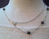 Misty Dawn necklace