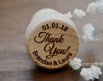 Wedding Favor Personalized Wedding Gift, Wedding Favor Rustic, Wedding Shower Favor, Bulk Wine Corks, Anniversary Party Favor, Anniversary