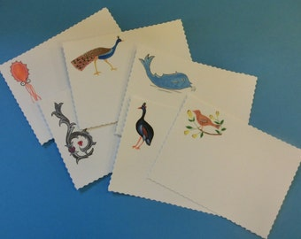 Greeting cards and invitations