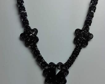 Hair Jewelery Black