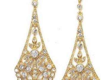 Sanai Chandelier earrings