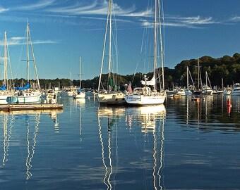 Huntingto Harbor