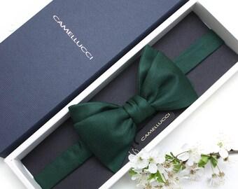 Emerald green Mens Tie Men's Necktie Wedding Ties Necktie for Men