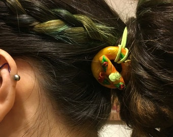 Multi- size Hair Tie for dreadlocks (or any hair type)