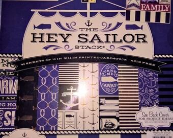 48 Sheet Scrape Book Card Stock Paper