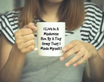 Mom Mug, Coffee Mug, Gift For Mom, Mom Gift, Mother's Day Gift, Funny Mom Mug, Funny Mug, New Mom Gift, Mug, Mother's Day Gift, Mommy Mug