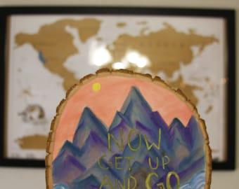Bible verses paintings on wood!