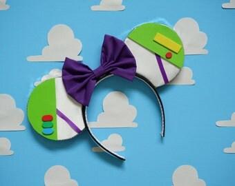 Buzz lightyear Mouse Ears