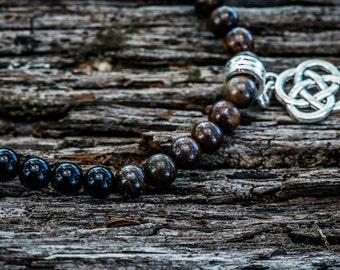 EMPOWERMENT | Aromatherapy Gemstone Diffuser Bracelet