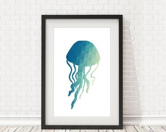 Jellyfish Decor Home Decor Jellyfish Poster Wall Art Home Decorators Catalog Best Ideas of Home Decor and Design [homedecoratorscatalog.us]