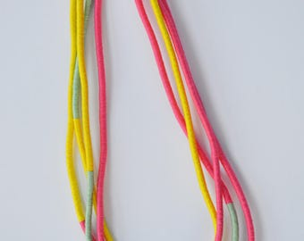 Rope Multi-Strand Necklace