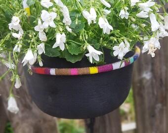 hanging blackstone pot