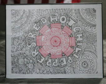 Red Hot Chili Peppers Mandala