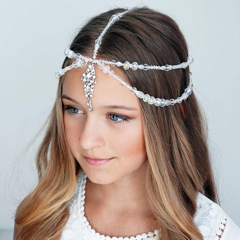 Headpieces For Weddings Australia: Bridal Headpiece Bridal Headband Wedding Hair Jewelry