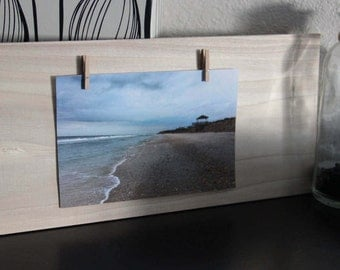 Wooden Picture Frame Plaque