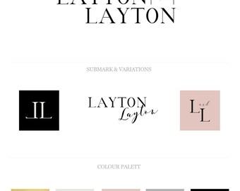 Custom Business Logo Branding Design Package